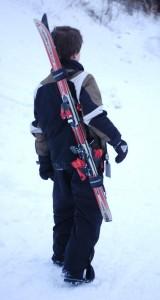 Skidrager kinderen